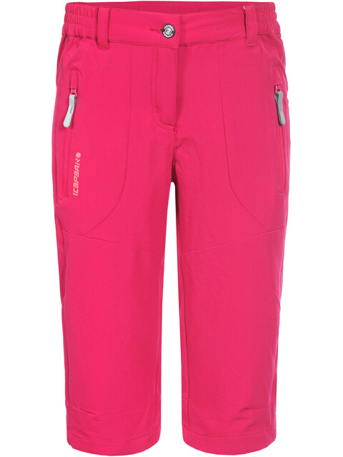 Icepeak Tosha Shorts Girls moosbeere